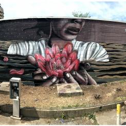 greenmount addiction mural nether bmore baltimore