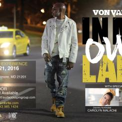 Von Vargas In My Own Lane Promo