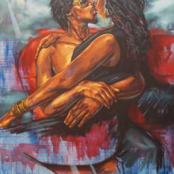 Contemporary painting, figurative art, Contemporary art