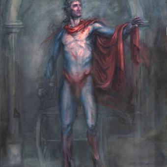Superman, Apollo, comic, mythlogy