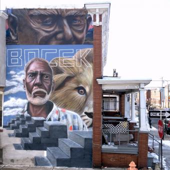 bocek park arts and parks nether eastside east baltimore