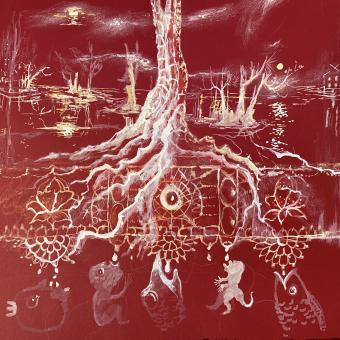 root drinkers sentient beings drinking honeyed root milk
