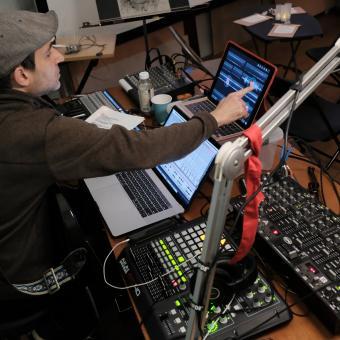 Live Sound Design Station