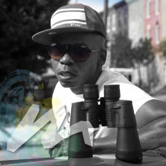 Von Vargas (Metropolis Binocular Promo Picture)