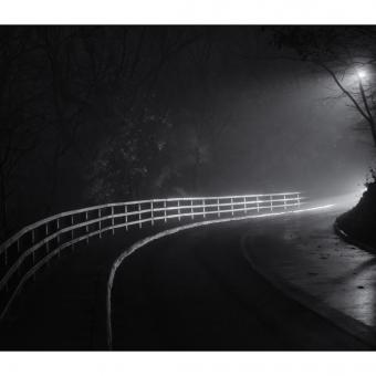 Oella Ave. in Fog, Oella, Maryland