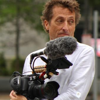 Richard Chisolm On Location