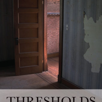 Matt Hohner Baltimore Poet Poetry Poems Thresholds