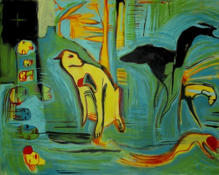 Mathias - Tropical Dog