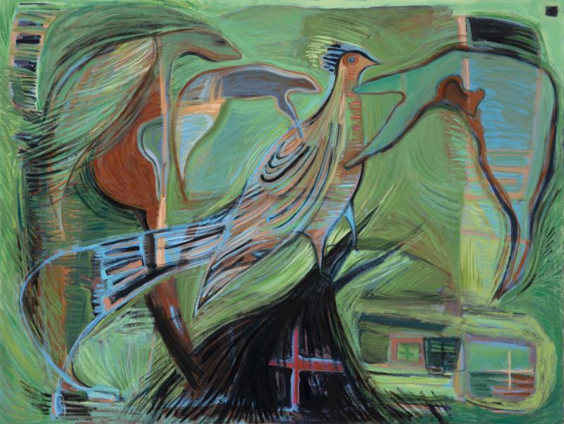 Mathias - Green Land