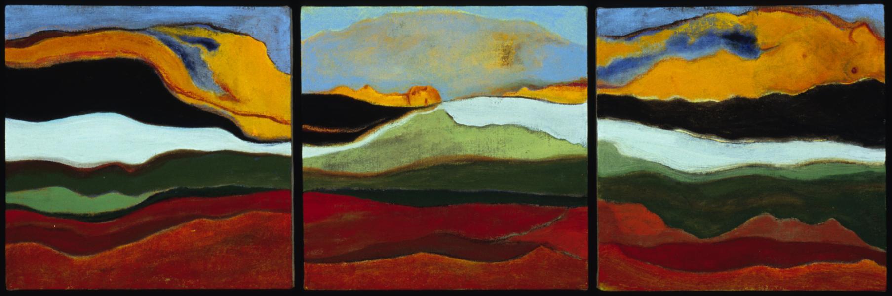 Mathias - Red Mountain Sky
