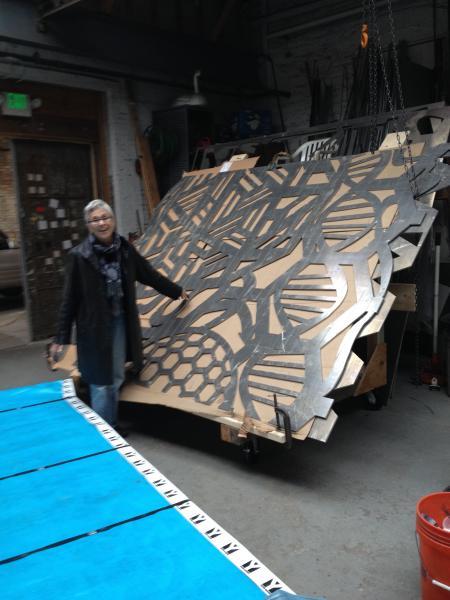 waterjet cut aluminum