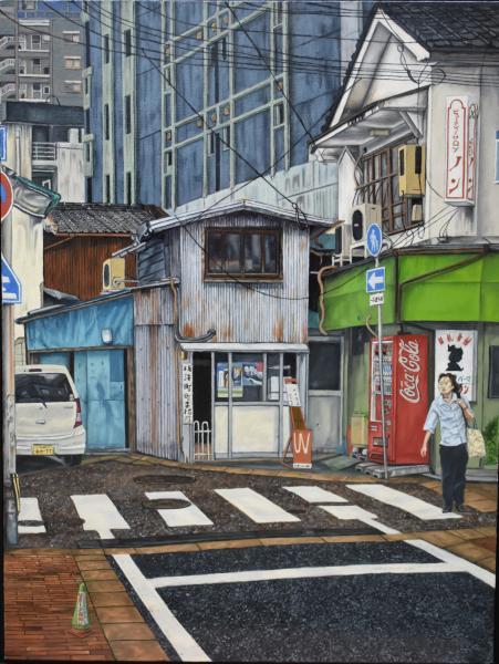 Yorozuya Machi and Enokizu  Machi, Nagasaki City