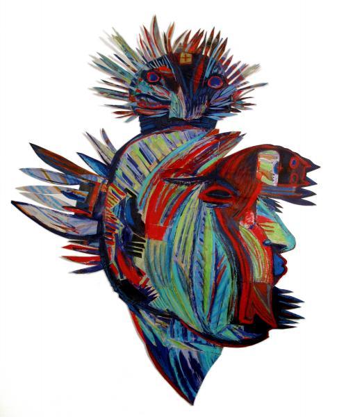 Mathias -  Shaman Mask