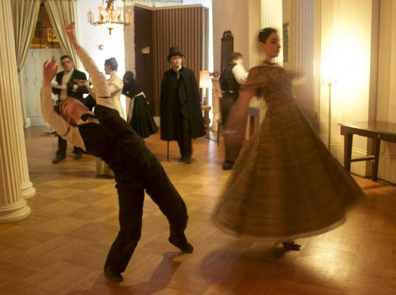 Ballroom Scene