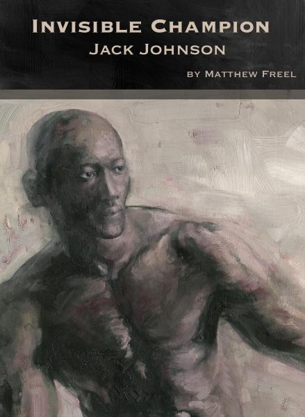 Jack Johnson, boxer, painting, art, book