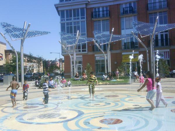 Columbia Heights Plaza