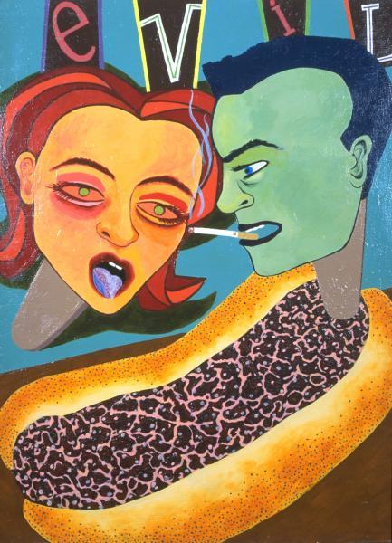 Evil, 2000