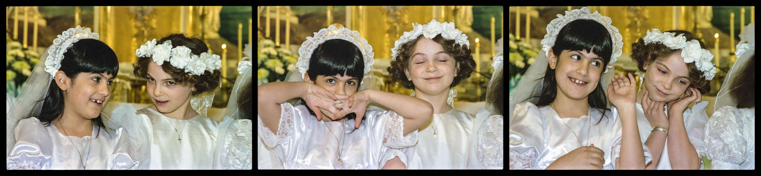 First Communion, Little Italy, Baltimore