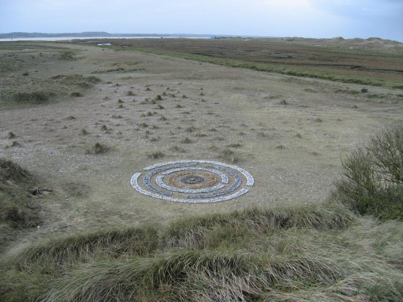 stone circle, earth art, land art