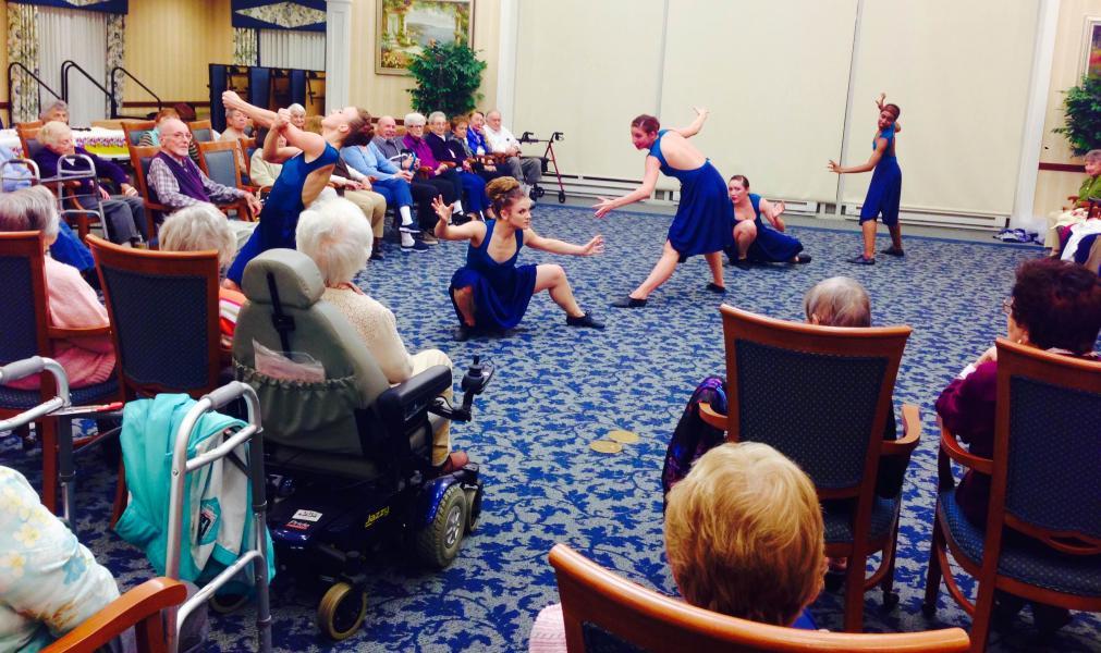 Residency at Weinberg Village Senior Center