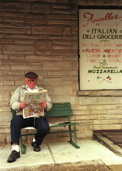 Apicella's Deli, Little Italy, Baltimore