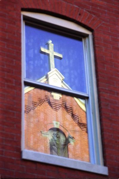 Little Italy, Baltimore, St. Leo's Church