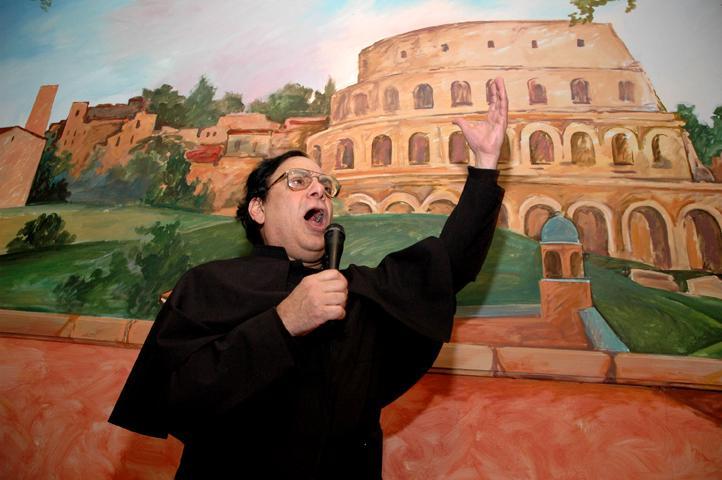 Fr. Michael Salerno, Little Italy, Baltimore