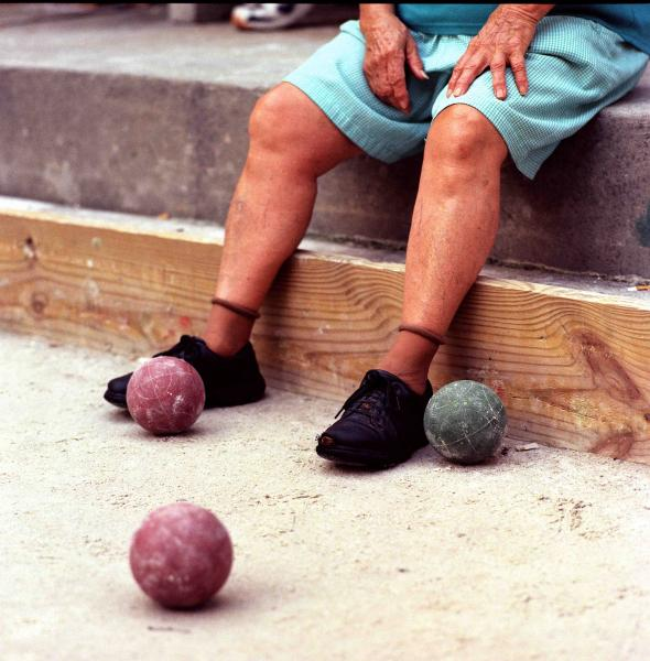 Little Italy, Baltimore, Bocce