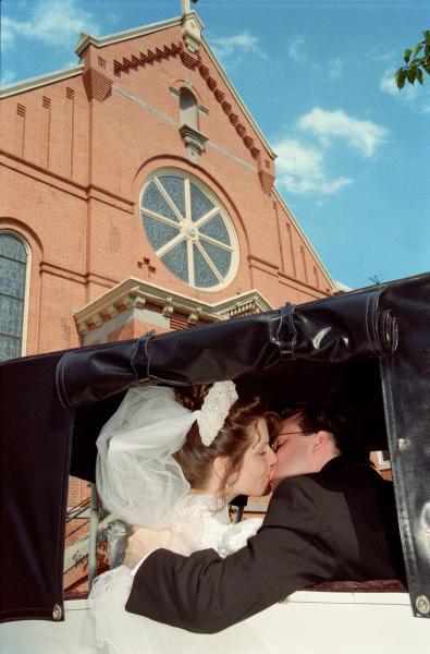 Little Italy, Baltimore, wedding