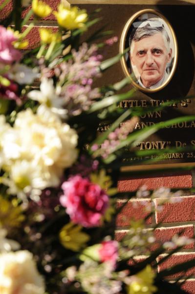 Tony's Memorial, Little Italy, Baltimore