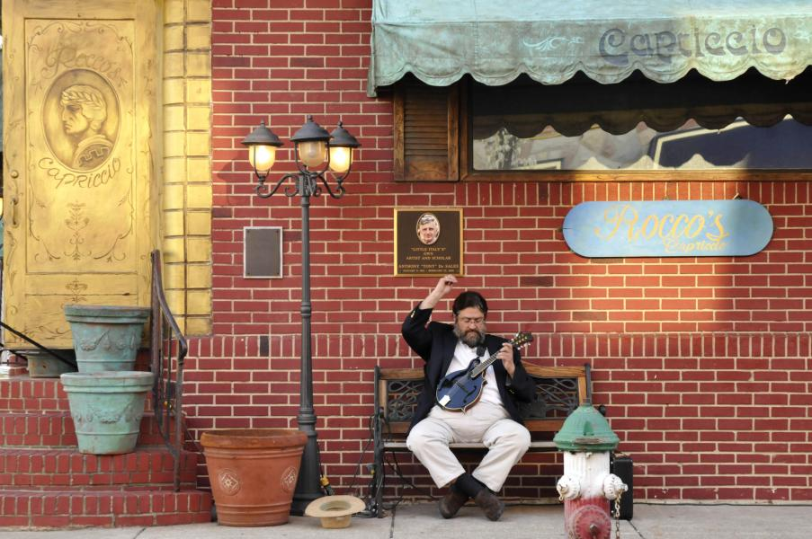 Little Italy, Baltimore Mandolin