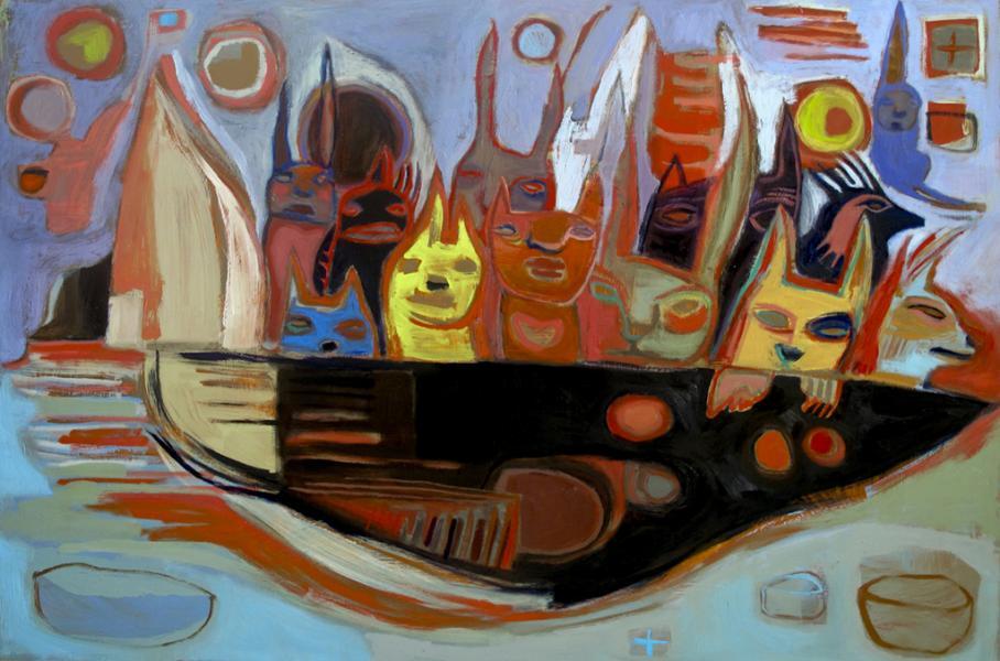 Mathias - Rocky Boat