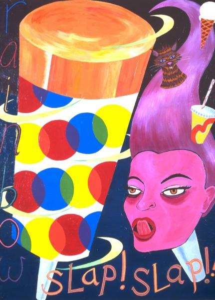 Rainbow, Slap! Slap!, 2000