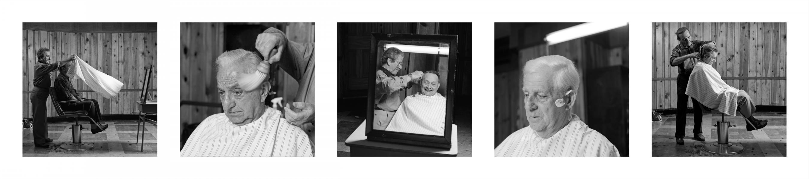 Little Italy, Baltimore, St. Leo's Church, Basement haircuts