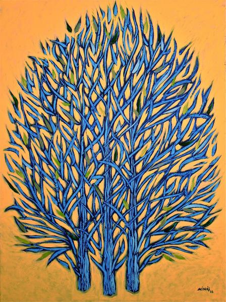 Minas Konsolas, Blue Branch