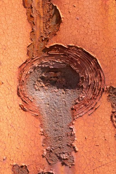 photography, rust, abstract