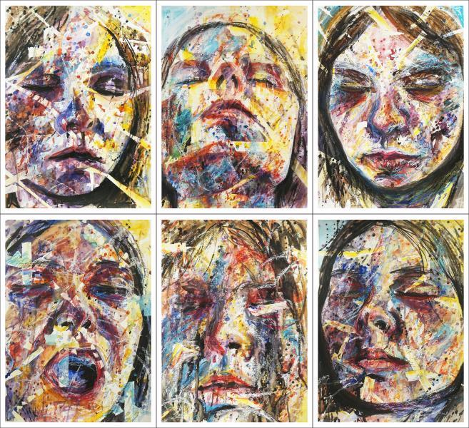 6 Self-Portraits