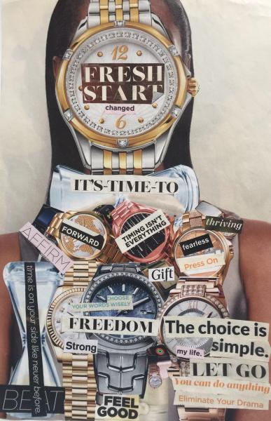time, reclaiming my time, watches, woman, schedule, management