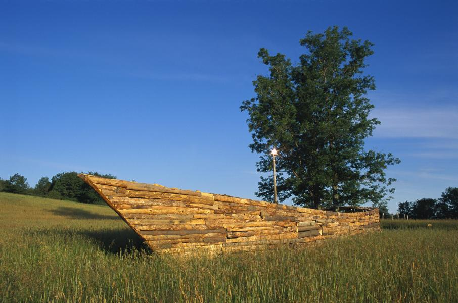 public art, installation, site-specific, interactive, earth art, wood