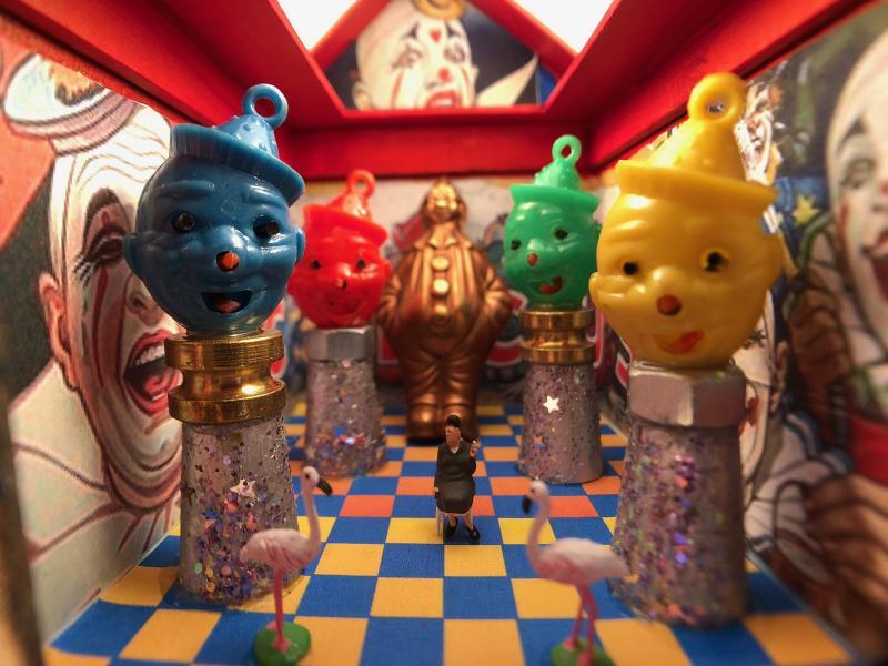 Teatro della Parata del Clown,  The Clown Parade