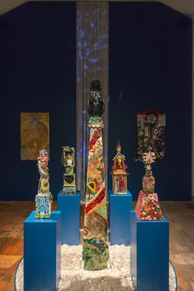 spirit sculpture-installation