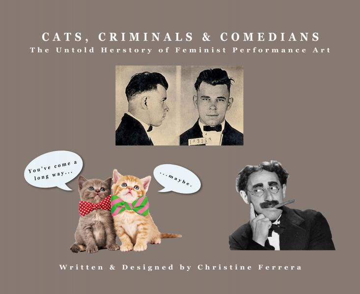 Cats, Criminals & Comedians