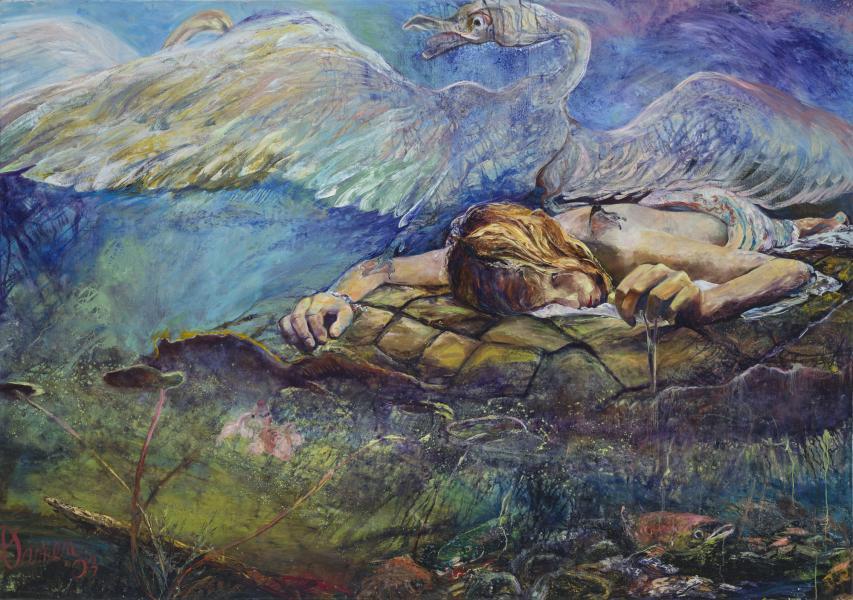 contemporized ancient Greek myth, rape,