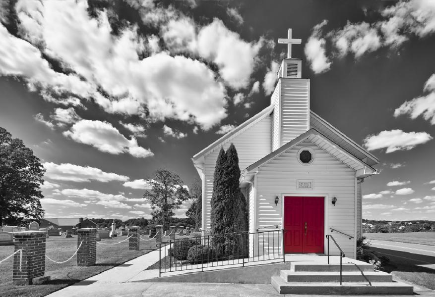 Mt. Olive United Methodist Church, Mt. Airy, Maryland