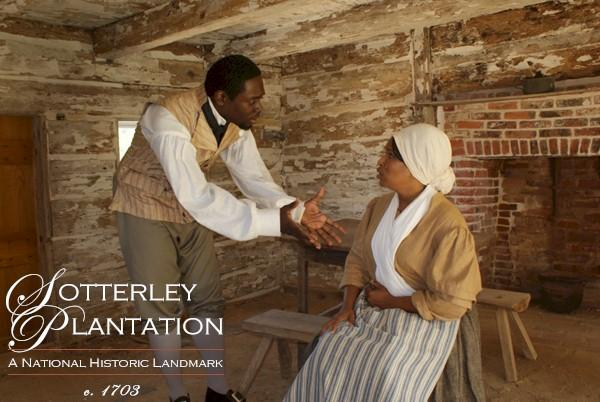 """The Choice -- Risking Your Life for Freedom,"" tells the story of enslaved men, women and children during the War of 1812."
