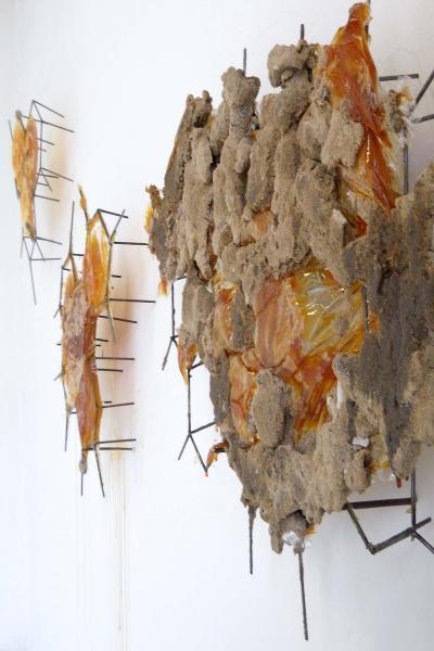 Mixed media, sculpture