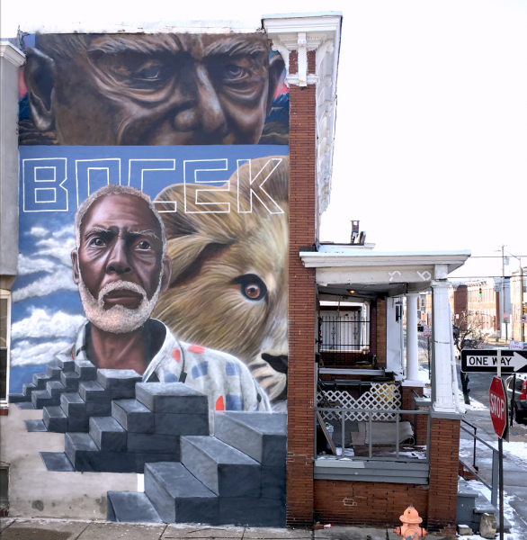 bocek park arts and parks nether eastside east baltimore