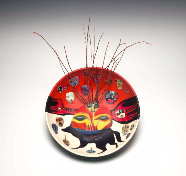 Alchemical Vessel: Taos Shaman