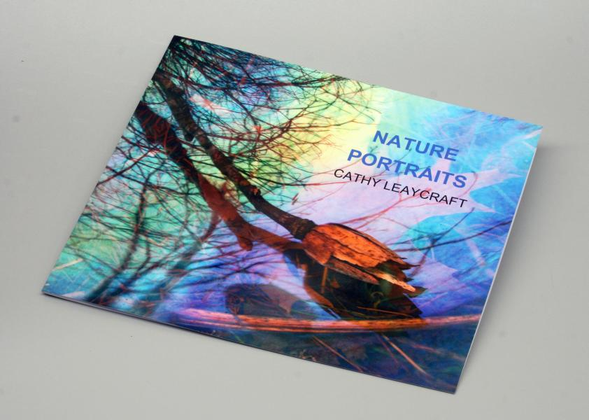 Cover of Nature Portraits book