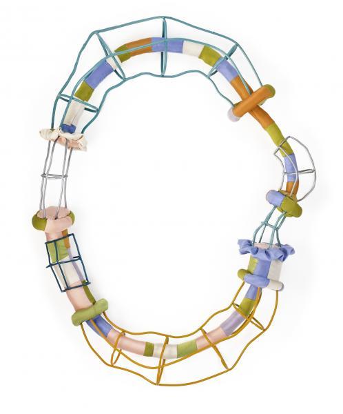 Gina Denton, Art Jewelry, necklace